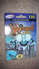 Target Wizard 101 Kingsisle WIZARD 101 Prepaid $20 Game Card CROWNS w/ Pet