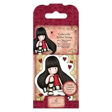 Gorjuss Collectable Rubber Stamp -Santoro -No.21 The Collector