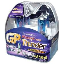 GP Thunder 8500K H3 Plasma White Bulbs Fog Lights, Headlight, Daytime Running