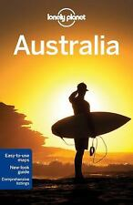 Lonely Planet Australia (Travel Guide)-ExLibrary