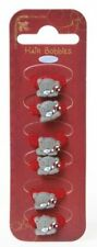 Me To You Tatty Teddy Bear Collectors - Set of 6 Hair Bobbles