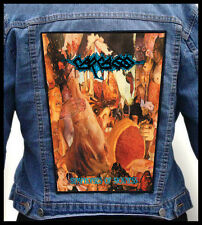 CARCASS - Symphonies of Sickness  --- Huge Jacket Back Patch Backpatch