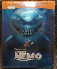 "New! ""Finding Nemo""  [Steelbook / Metal Pak] (Case Only - Movie NOT Included)"