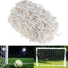 Soccer Goal Net - 6x4ft Mini Football Soccer Goal Post Nets for Children