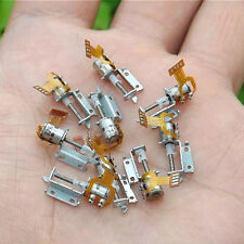 10PCS Used Micro Screw Stepper Motors 2-phase 4-wire Stepping Motor Driver