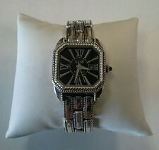 Ecclissi Sterling Silver Watch 33630