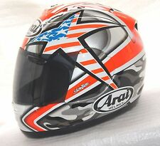 Arai full face Helmet Corsair RX-7 RRⅣ Hayden Laguna Seca Official replica casco