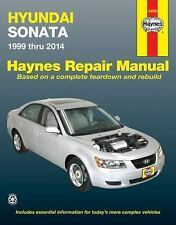 Hyundai Sonata 1999 thru 2014 (Automotive Repair Manual),