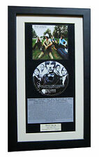 THE VERVE Urban Hymns CLASSIC Album GALLERY QUALITY FRAMED+EXPRESS GLOBAL SHIP