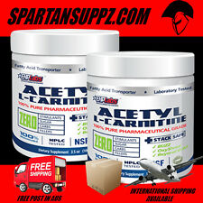 EHP LABS ACETYL L-CARNITINE 200 SERVES ALCAR EHPLABS FAT LOSS OXYSHRED