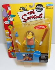 Nelson The Simpsons World Of Springfield Interactive Figure New in Package