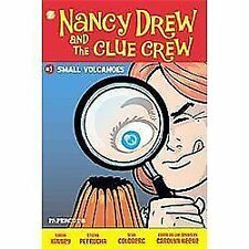 Nancy Drew and the Clue Crew #1: Small Volcanoes