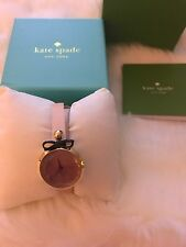 Kate Spade Watch 'parfum' leather strap watch, 28mm Encore! Rare! Sale! Sold Out