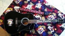 ELVIS STYLE TRIBUTE ARTIST GUITAR NOT JUMPSUIT BELT COSTUME ETA BONUS STRAP