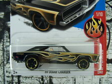 '16 HOT WHEELS 1969 DODGE CHARGER NEW IN BOX HW FLAMES SERIES