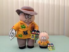 "SOUTH PARK ""Dr Alphonse Mephesto & Assistant Kevin"" Plush Doll, Fun 4 All"