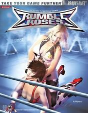 Rumble Rosestm Official Strategy Guide Official Strategy Guides Bradygames