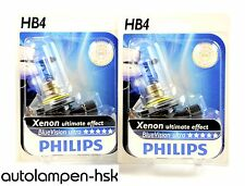 Philips hb4 BlueVision Blue Vision 4000k 2 St 9006 bvub 1 p22d +++ top +++
