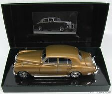 Minichamps 1960 Bentley S2 Gold 1:18*New Color! Very Nice-Brand New!!