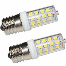 2-Pack 110V E17 Dimmable LED Light Bulb for Whirlpool 8206232A Replacement