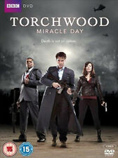 torchwood - miracle day - series 4  NEW DVD (BBCDVD3500)