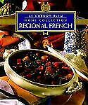 Regional French (Le Cordon Bleu) by Le Cordon Bleu, Good Book