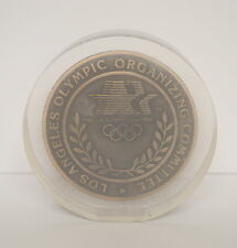 1980 LOS ANGELES OLYMPIC COMMITTEE MEDAL 1984 Olympics