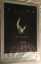 2003 Alien The Director's Cut Foil Poster Signed By Ridley Scott #0002/5000