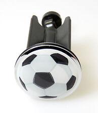 """STÖPSI Waschbeckenstöpsel Motiv """"Fußball"""", hübsches Detail für Ihr Bad"""