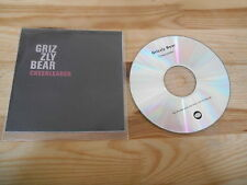 CD Indie Grizzly Bear-pom girls (1 chanson) promo warp