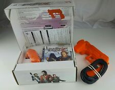 Time Crisis 4 + Bundle (Sony Playstation 3, 2007)  With Two Guncon3 Controllers