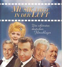 Musik liegt in der Luft - Die deutschen Filmschlager -  Reader's Digest 3 CD OVP