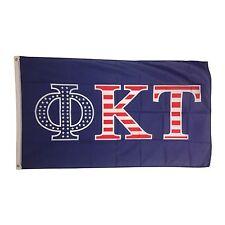 Phi Kappa Tau USA Letter Flag 3' x 5'