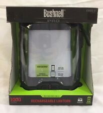 Bushnell Pro 1000 Lumens Rechargeable Lantern, #20345
