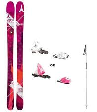 Atomic Vantage 85 W snow skis 165 cm w-binding (incl POLES at BIN price) NEW