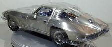 1963 Corvette Chevy Rare Vintage Sport Car Race 1 12 Exotic Carousel Pewter 18