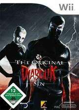 Nintendo Wii +Wii U DIABOLIK THE ORIGINAL SIN * DEUTSCH *NEU