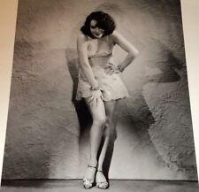 LUPE VELEZ /  SEXY  8 X 10  B&W  PHOTO