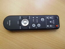 DENON RC-1089 REMOTE CONTROL BLACK COLOUR