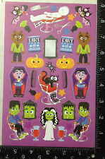 HALLOWEEN STICKERS - BY DARICE - ONE SHEET OF BEAUTIFUL STICKERS - #GDL969