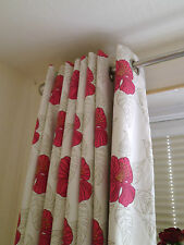 bespoke made to measure ring top/eyelet curtains 40mm metal eyelets,colours