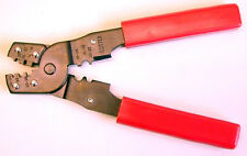 Electrical Crimping Tool for Motorcycle Wiring Loom