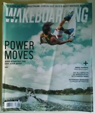 "TRANSWORLD WAKEBOARDING Magazine August 2013 ""POWER MOVES"" Cover New!"