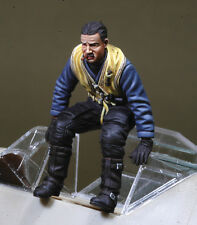 Doug's Original 1:32 WWII Adolf Galland  Fits on BF-109E-4 #DO32P01