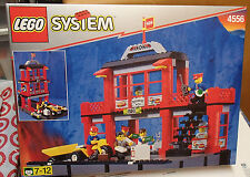 NEW LEGO 4556 9v Train Station Railway Building