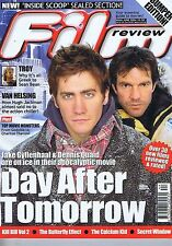 JAKE GYLLENHAAL / DENIS QUAID / TROY Film Review no. 644 Jun 2004