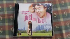 Just My Luck - Lindsay Lohan chris Pine - VCD