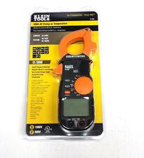 Klein Tools CL1300 600 AC Clamp w/Temperature