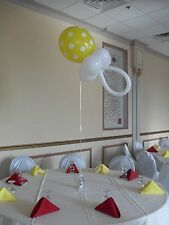 Baby Shower Centerpiece Balloon Pacifier Decoration Kit - DIY
