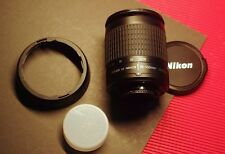 nikon nikkor af 28mm-100mm  f3.5 zoom lens  covers full frame